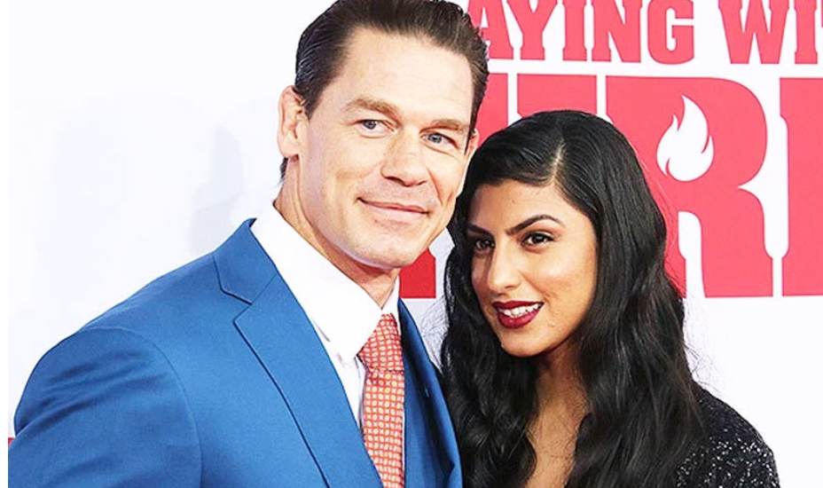 Actor and former wrestler John Cena got married for the second time