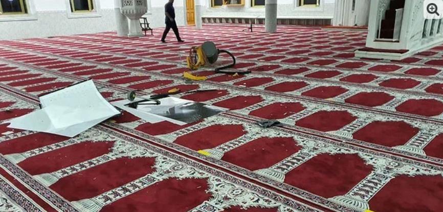 Attack on Turkish mosque in Australia