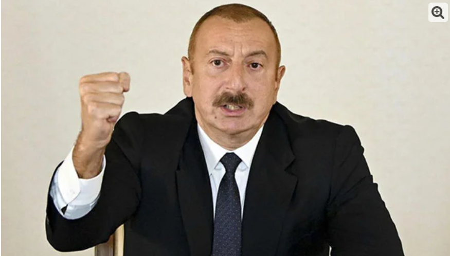 Azerbaijan announces revenge for the deaths of civilians martyred in the Armenian invasion