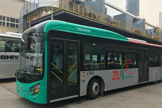 BRT Peshawar resumed after being closed for more than a month