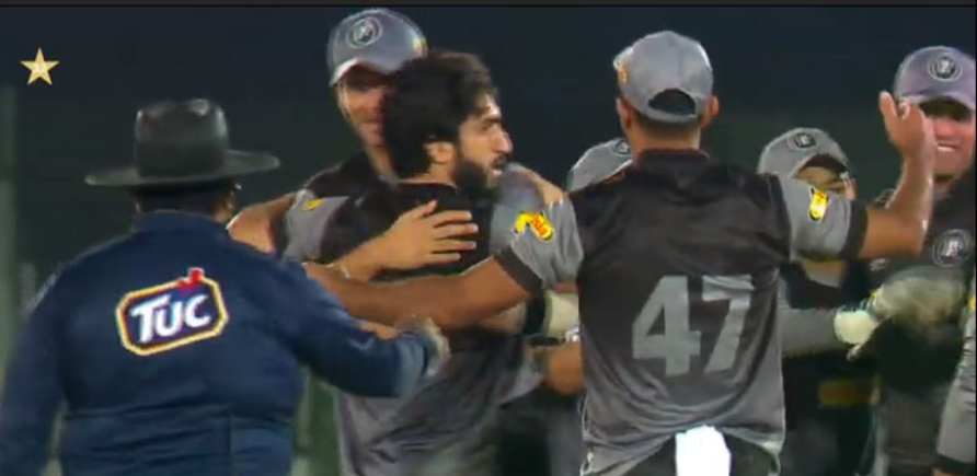 Fakhr and Shaheen won the title for Khyber Pakhtunkhwa
