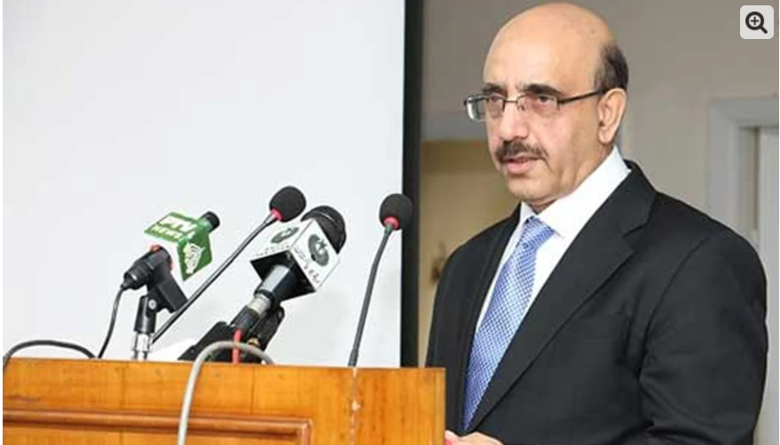Fears of struggle between Pakistan and India are excessive President Azad Kashmir
