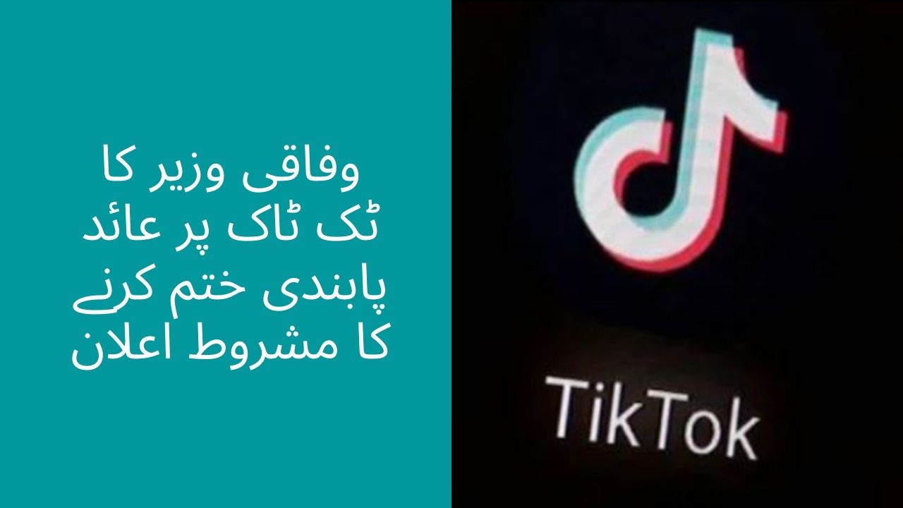 Federal Minister conditionally announces lifting of ban on tiktok 1