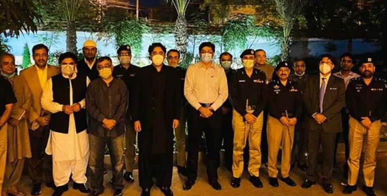 Formation of committee on harassment of police officers in the case against Captain Safdar
