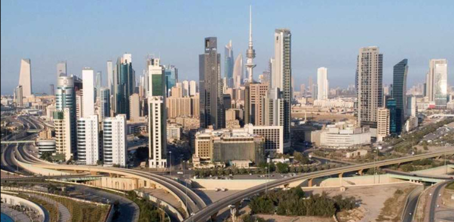 Is there a partial curfew in Kuwait