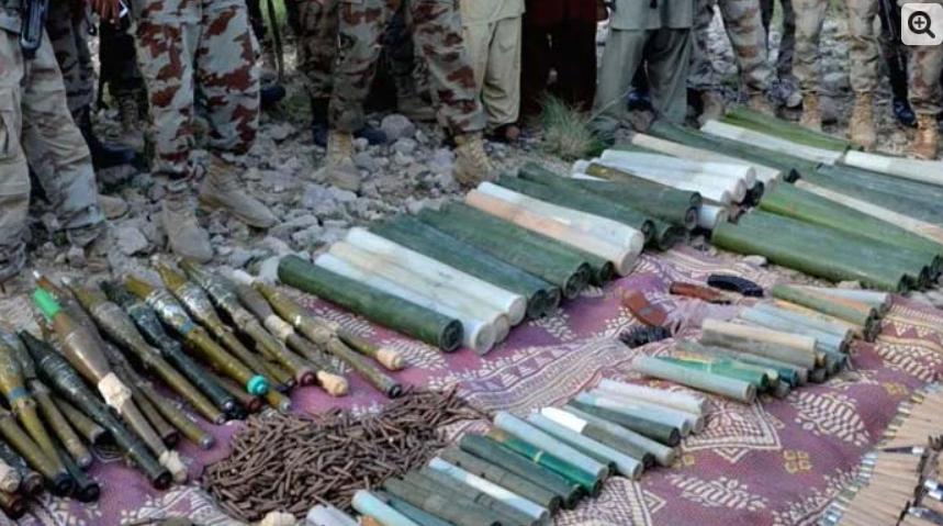 Major terrorist attempt fails in Balochistan