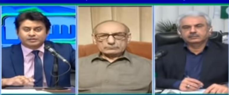Nawaz Sharif ki taqreer fauj mai bagawat kay mutaradif hai
