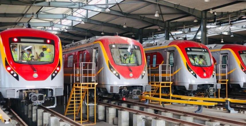 Orange Line Metro completed