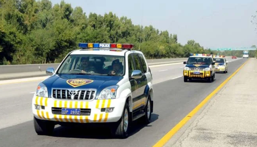 Recognizing the duty of the motorway police