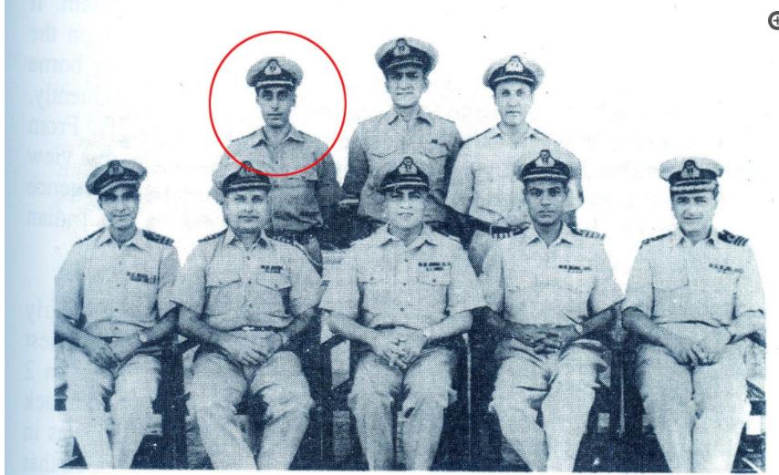 September War Hero Vice Admiral (retd) Iqbal Fazal Qadir passed away