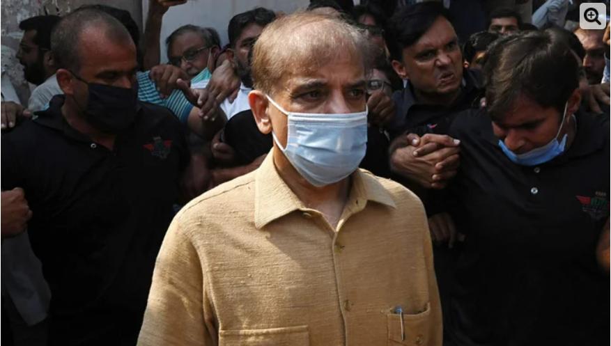 Shahbaz Sharif sent to jail on judicial remand