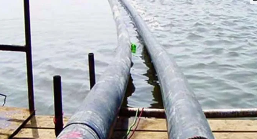 WAPDA has been entrusted with the responsibility of water supply project for Karachi