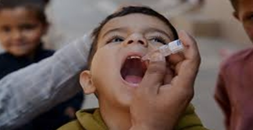 Four-day anti-polio drive announced