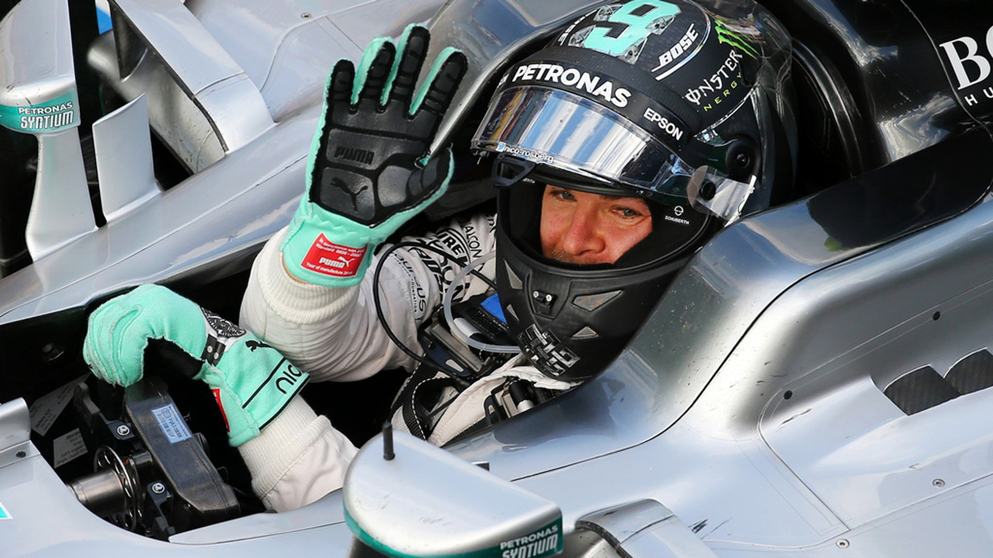 Nico Rosberg to launch personal Excessive E Team