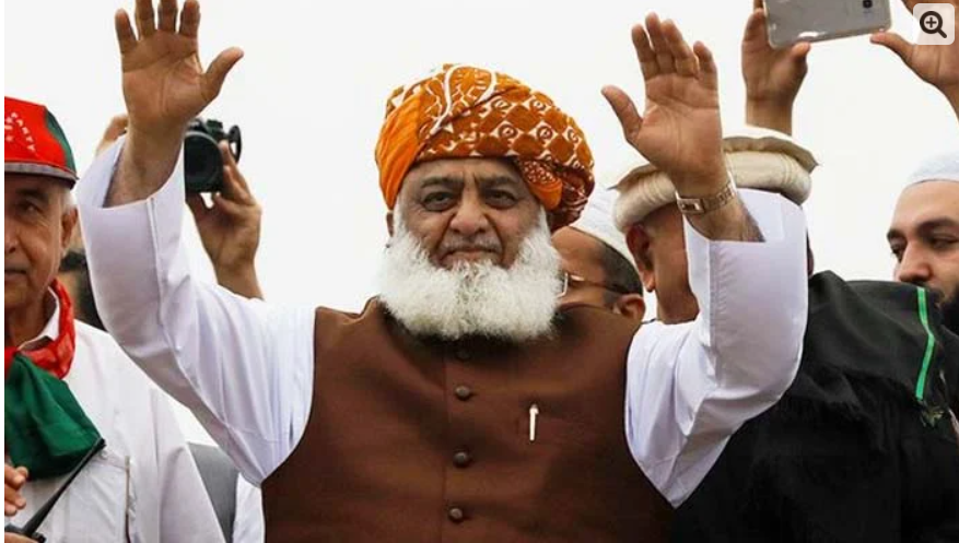 Inshallah we is not going to enable this government to see December: Maulana Fazlur Rehman
