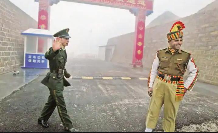 US Monitoring India-China Border Situation