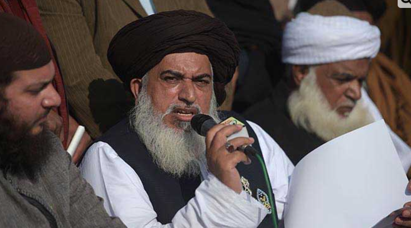 TLP chief Khadim Rizvi's statement about his death goes viral