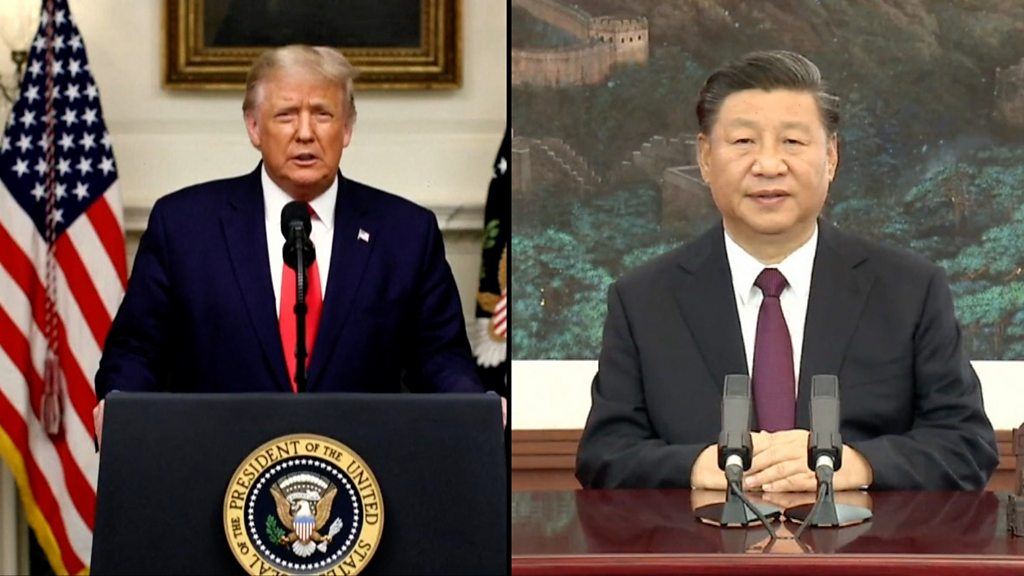 Are China and the US entering a new Cold War?