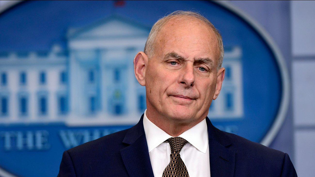 Former WH Chief of Staff John Kelly criticizes Trump over delay of Biden transition