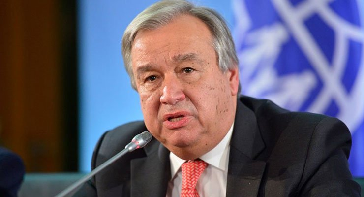 Pakistan announces to present evidence of Indian terrorism to UN Secretary General soon