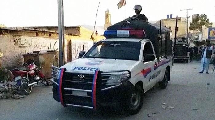Khairpur: It was revealed that the body was burnt after the brutal murder of ASI