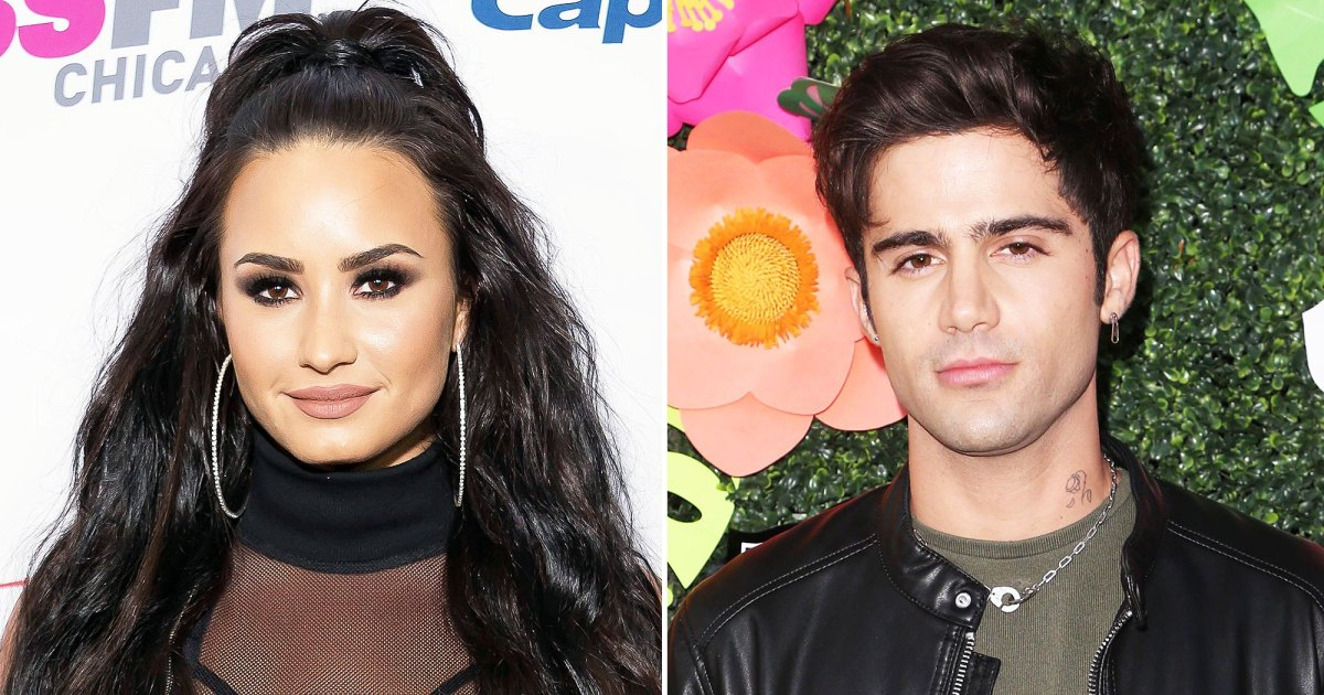 Demi Lovato Opens Up About 'Roller Coaster' Year After Max Ehrich's Meltdown!