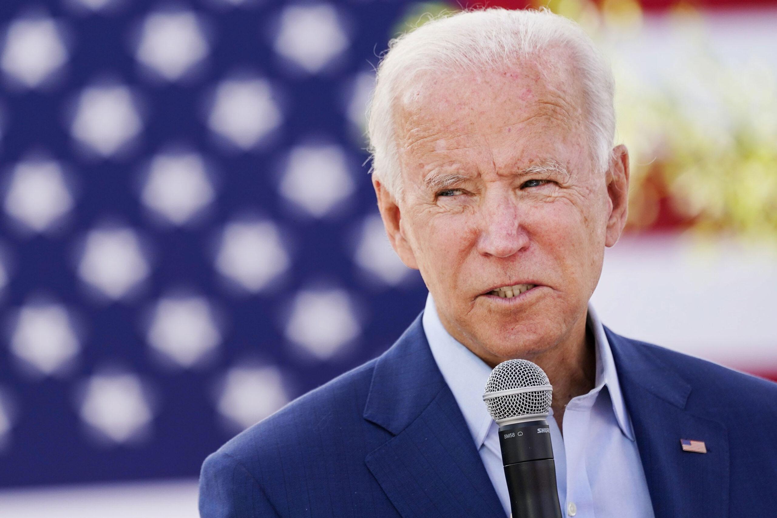 Hoping to win but not announcing victory: Joe Biden