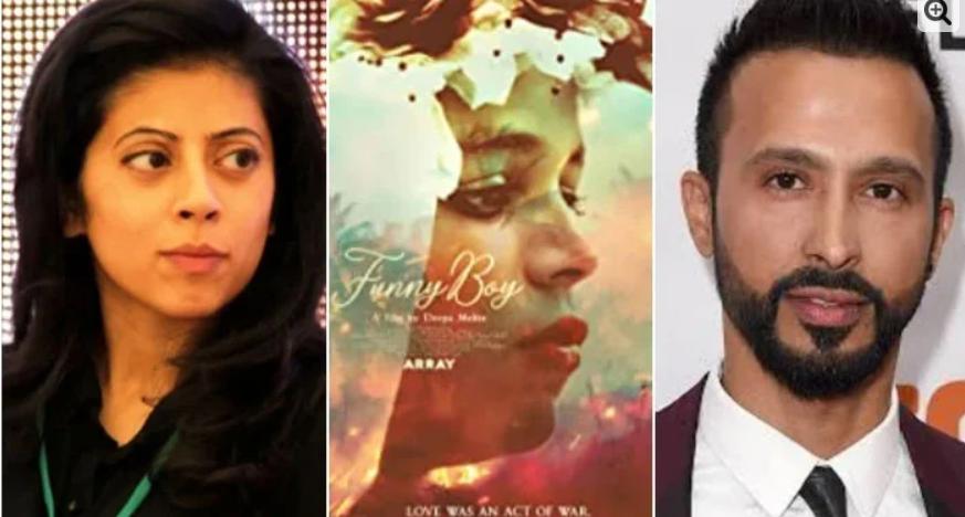 Pakistani-born Ali Kazmi and Mehr Jafari's film nominated for Oscar award