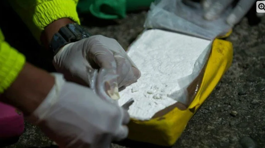 Coast Guard raids drugs worth Rs 27 crore