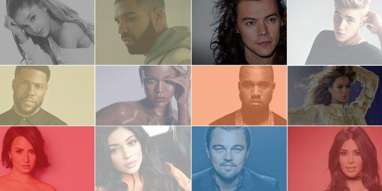 Top 10 Celebrities Who Broke Social Distancing Rules