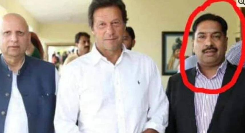 Local PTI leader Khalid Mahmood died