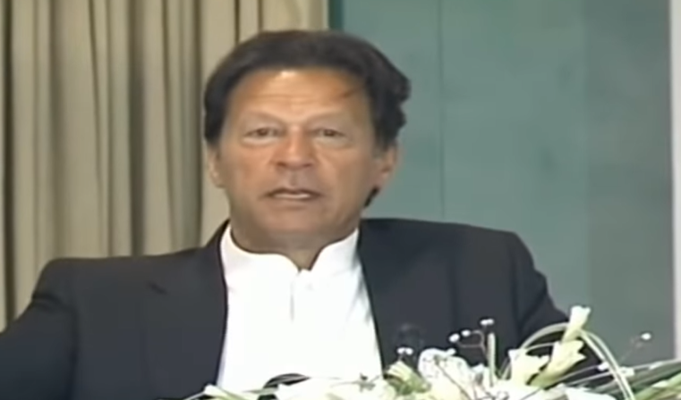 "PM Imran Khan Reveals His ""Golden"" Formula To Make Pakistan A Developed State"