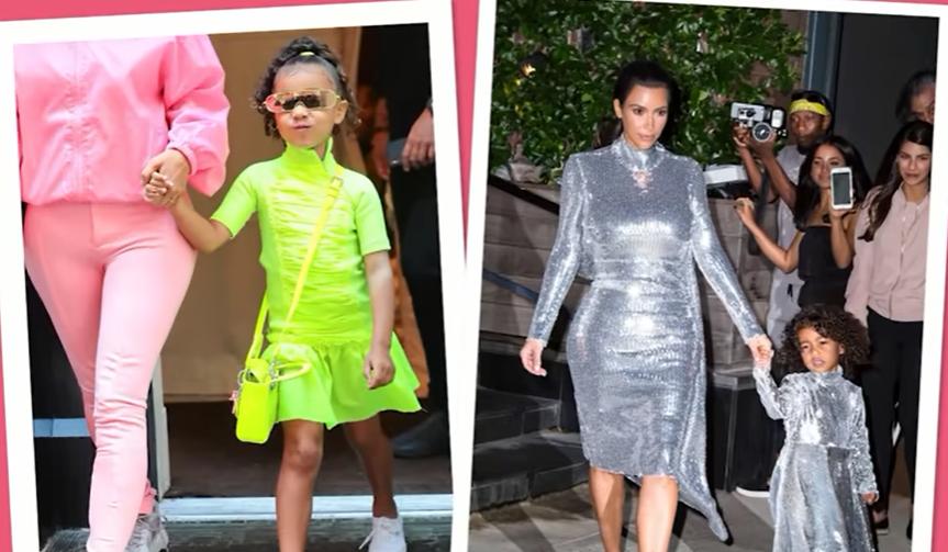 10 Times The Kardashian Kids Were The Future Of Fashion
