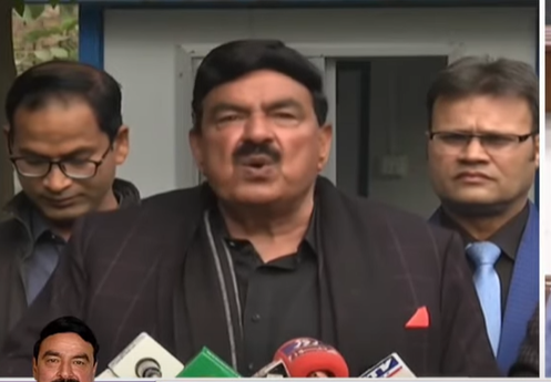 This Opposition Will Take Part In Senate Elections - Sheikh Rasheed Media Talk