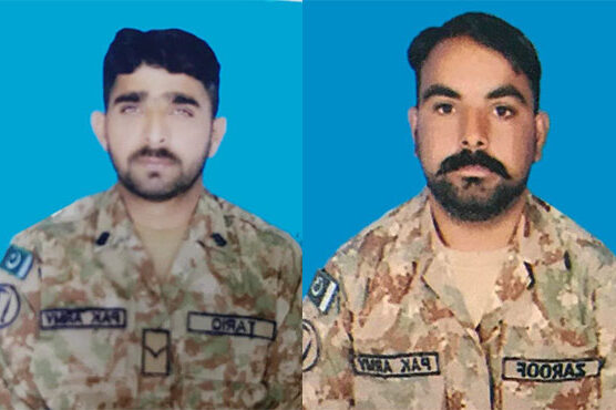 2 Pak Army Soldiers Embraced Martyrdom After Unprovoked Firing By Indian Army At LOC