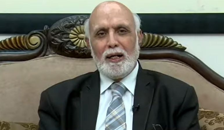 Not More Than 20 Thousand People Attended PDM's Lahore Jalsa - Haroon Ur Rasheed