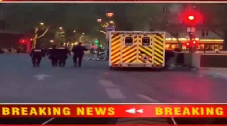 Firing On Police in France, Three Killed, One Injured