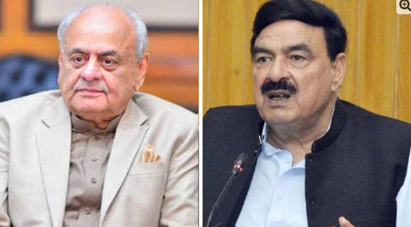 Sheikh Rashid and Ijaz Shah's ministries changed