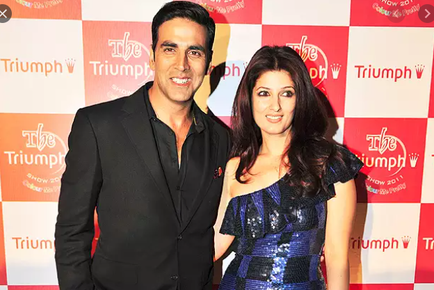 Why didn't Twinkle Khanna change her name after marrying Akshay?