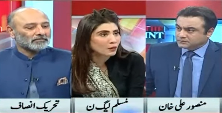 """Hina Pervez Butt's """"Solid"""" Arguments Made Everyone Laugh"""