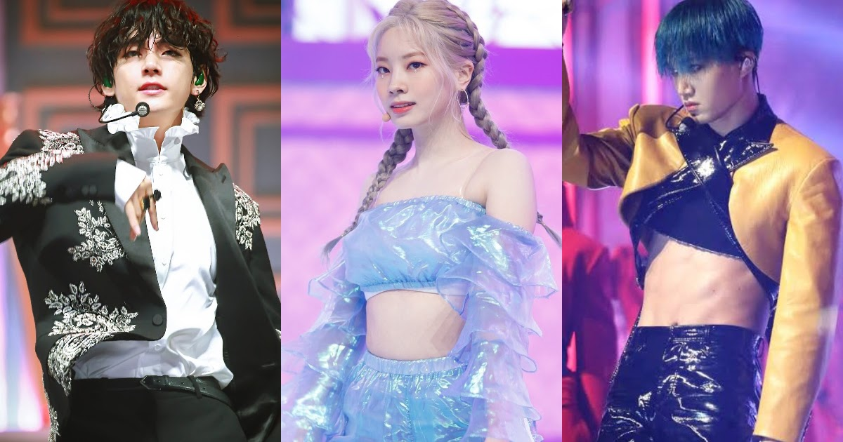 The 20 Most Iconic K-Pop Fashion Moments