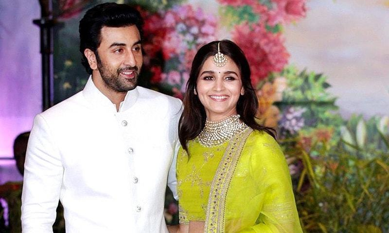 News of the arrival of Bollywood actors in Jaipur, Ranbir and Alia's wedding started circulating