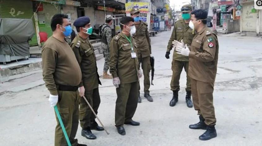 Smart lockdown implemented in 19 areas of Rawalpindi