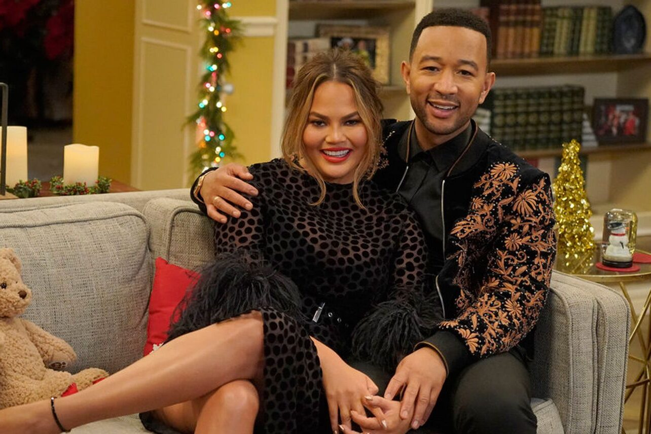 Chrissy Teigen's Yearly Christmas Gifts To John Legend