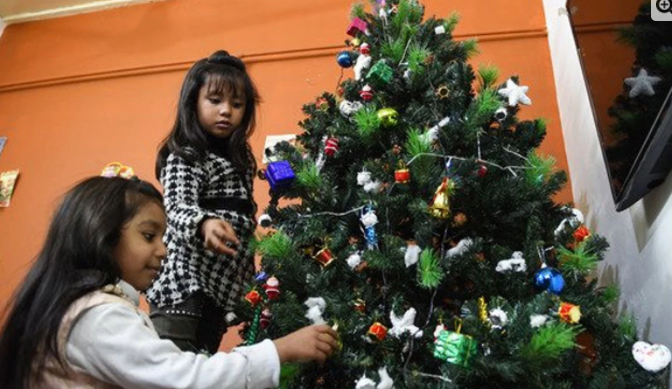 Like the rest of the world, the Christian community in Pakistan is celebrating Christmas