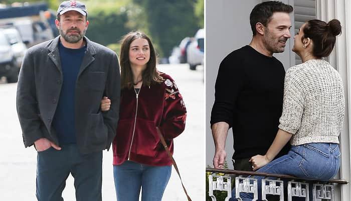 Ana de Armas And Ben Affleck Are Couple Goals
