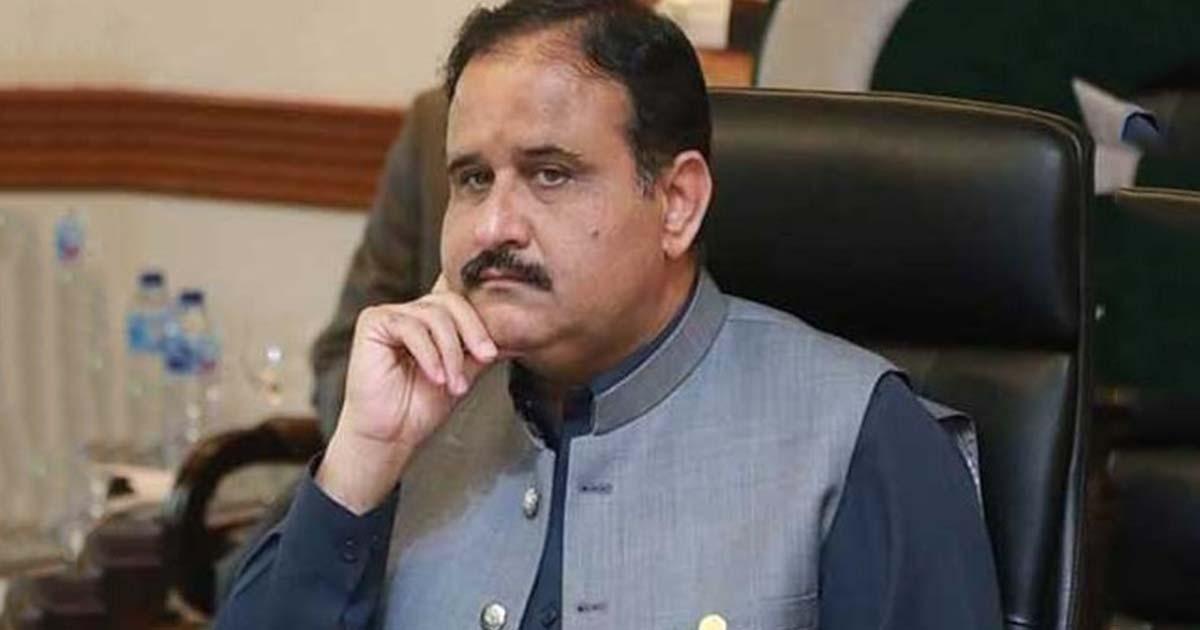 Thank you Lahore, thank you Pakistan said usman buzdar