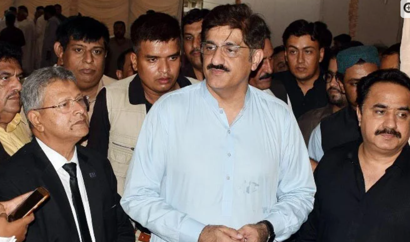 Sindh Chief Minister Murad Ali Shah reached Karachi after completing his visit to the United States