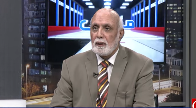 Nawaz Sharif's Date Of Birth Is Not 25th December, It Was Forged - Haroon Ur Rasheed