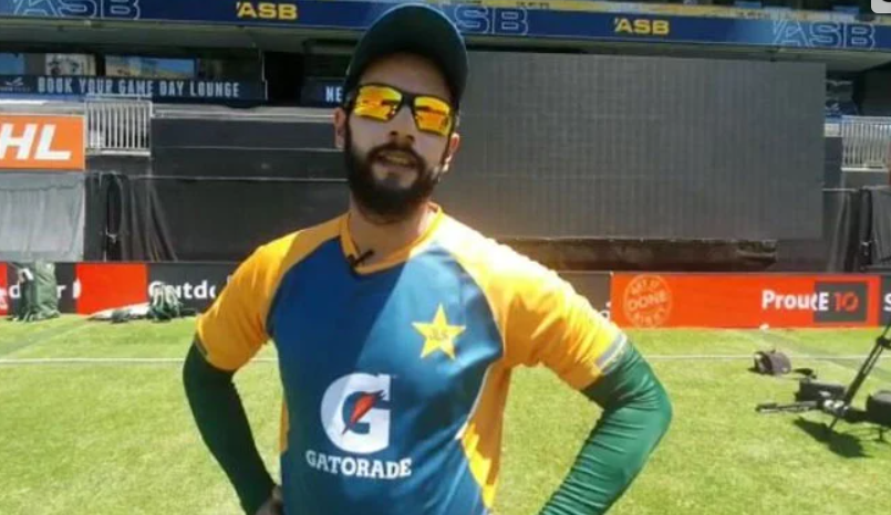 Imad Wasim is very happy with the presence of spectators in the stadium